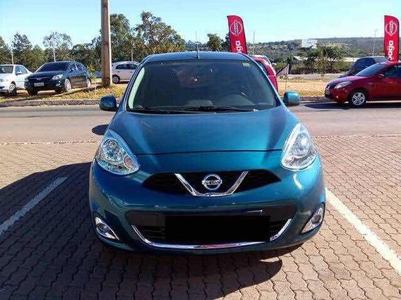 Nissan March 1.0 12v Sv 5p 2015