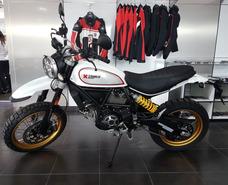 Scrambler Desert Sled 800cc Blanca 2018 0km Ducati Rosario