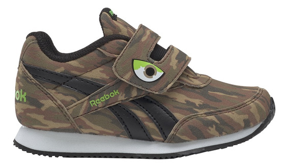 Zapatillas Reebok Running Royal Cljog 2 Kc Bebe Mr/ng