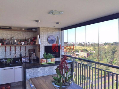 Apartamento Residencial À Venda, Jardim Tarraf Ii, São José Do Rio Preto. - Ap0768