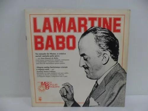 Lamartine Babo História Da Música Popular Brasileira 1982 Lp