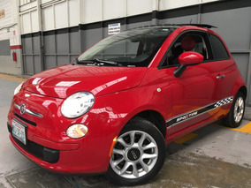 Fiat 500 Easy Aut 2016