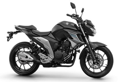 Yamaha/ Fz25 Fazer 250 Abs - Itacuã Motos