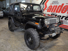 Jeep Wrangler 6 Cilindros 4x4 1994