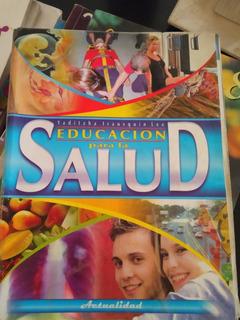 Libro Educación Para La Salud. Yaditzha Irausquin