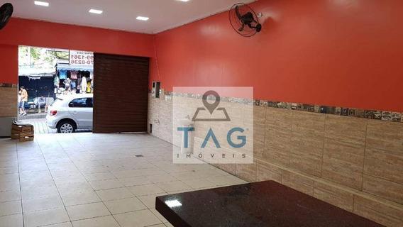 Ótimo Salão Comercial - St0003