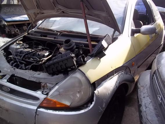 Ford Ka 1.0 1998 Sucata Para Retirada De Peças