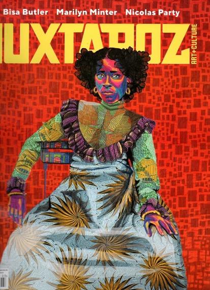 Juxtapoz Art+culture-revista De Talentos Artisticos E Obras