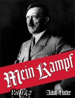 Mein Kampf - My Struggle - Adolf Hitler (paperback)