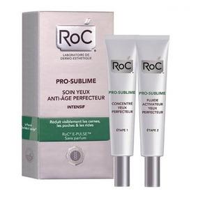 Roc Pro-sublime Tratamento Anti-idade Aperfeiçoador De Olhos