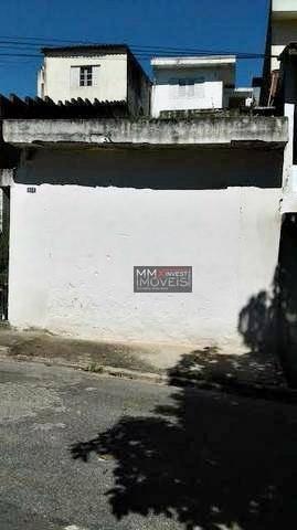 Imagem 1 de 3 de Terreno À Venda, 204 M² Por R$ 470.000,00 - Vila Nova Mazzei - São Paulo/sp - Te0117