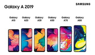 Samsung Serie A2019 ((desde 129dlr)) A10 A20 A30 A50 A70 A80