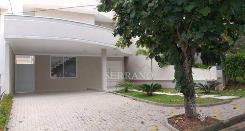 Imagem 1 de 14 de Casa Com 3 Dormitórios À Venda, 224 M² Por R$ 1.250.000,00 - Condomínio Reserva Da Mata - Vinhedo/sp - Ca0465