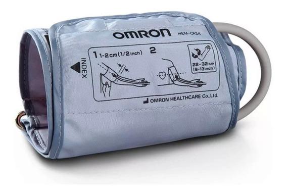 Brazalete Para Tensiómetro Omron Hem-cr24 Standard 22 A 32cm