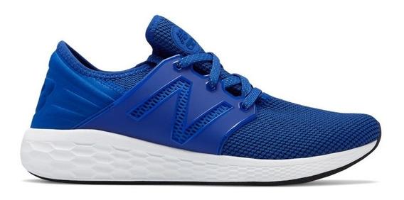 Zapatillas New Balance Mcruzrc2 - Azul