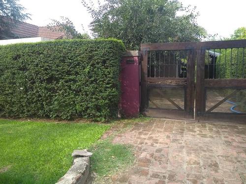 Imagen 1 de 14 de Casa Quinta En Tortuguitas.