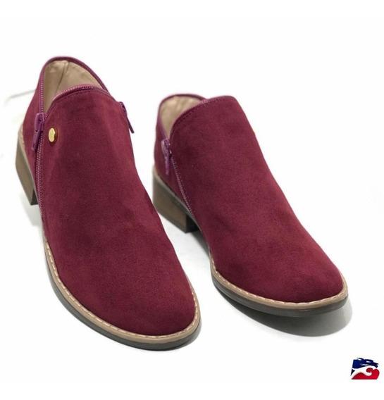 Zapatos Botín Corte Bajo Dama Calzado Colombiano