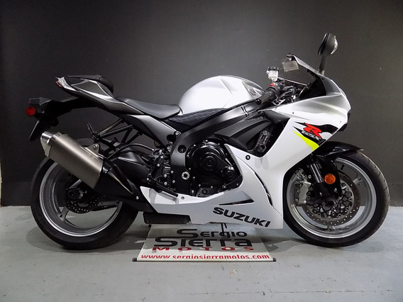 Suzuki Gsxr600 Gris 2018
