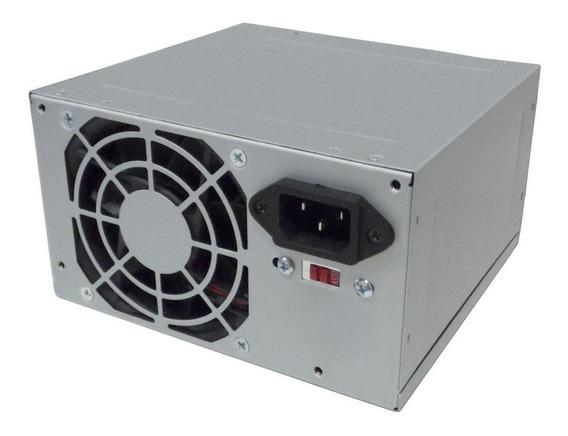Fonte Atx 450w Computador Pc 20+4 Pinos 2sata