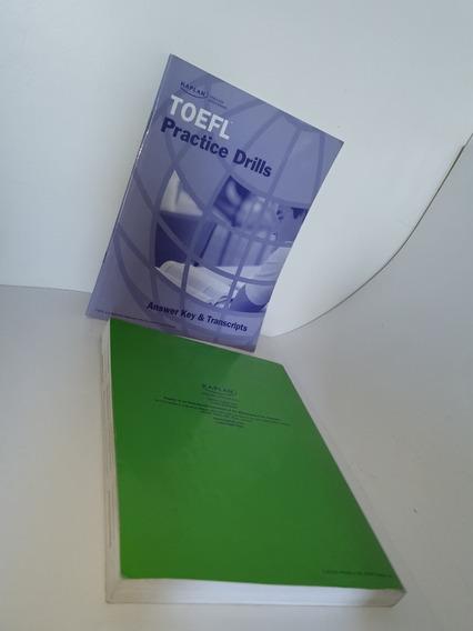 Toefl Itp Practice Tests Volume 1 - Livros, Revistas e