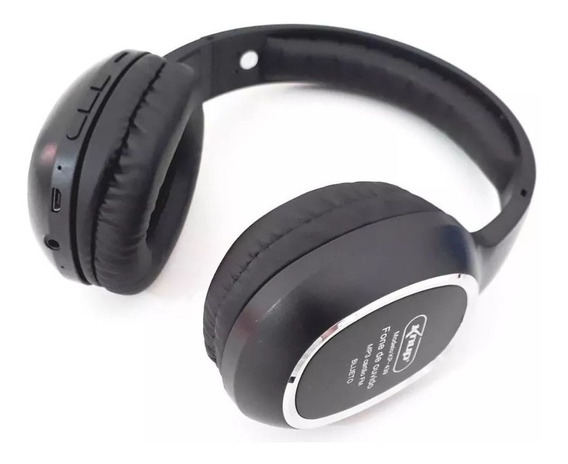 Fone Ouvido Headset Kp-439 Bluetooth Sem Fio Wireless