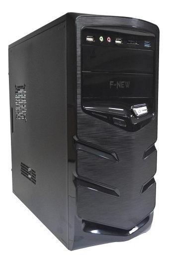 Computador I5 3470 3.20ghz Hd 500gb 8gb Ram Dvd