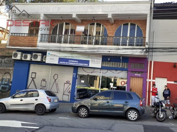 Ref.: 145 - Casa Comercial Em Jundiaí Para Aluguel - L145