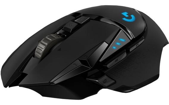 Mouse Gamer Logitech G502 Hero! 16.000 Dpi!