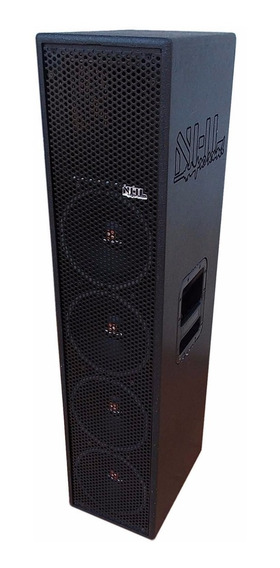 Caixa Line Array Vertical Passiva Jbl Selenium 4x10 1400w 8r