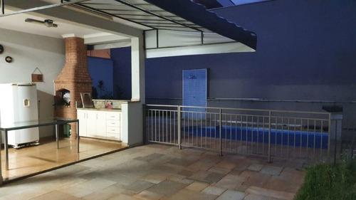 Imagem 1 de 17 de Casa Com 3 Dormitórios À Venda, 181 M² Por R$ 700.000,00 - Ribeirânia - Ribeirão Preto/sp - Ca0428