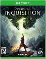 Dragon Age Inquisiton - Xbox One