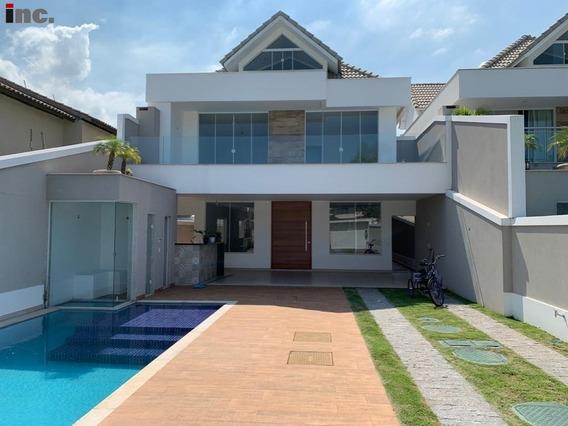 Maravilhosa Casa No Condomínio Rio Mar - 4 Suítes + Sótão - 430m² Construídos. - Riomar X Q - 68314638