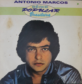 Lp Antonio Marcos- Serie Popular Brasileira- Rca- 1993 - Qn