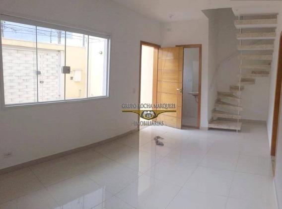 Sobrado Com 2 Dormitórios Para Alugar, 80 M² Por R$ 1.800/mês - Jardim Vila Formosa - São Paulo/sp - So1374