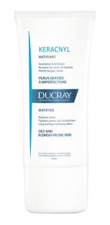 Crema Ducray Keracnyl Matifica Piel Grasa Cierra Poros 30 Ml
