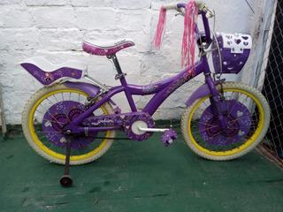 Bicicleta Rodado 20 X-terra