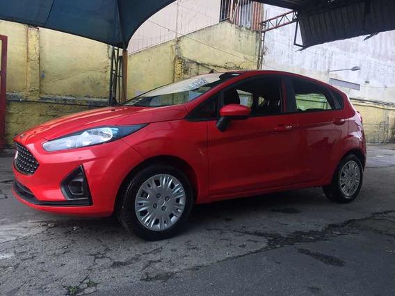 Ford Fiesta 1.6 16v Sel Flex 5p 2018