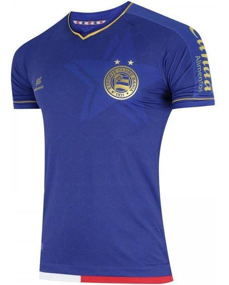 Camisa Do Bahia Iii 2019 Esquadrão