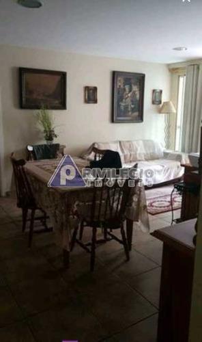 Imagem 1 de 29 de Apartamento À Venda, 3 Quartos, 1 Suíte, 2 Vagas, Copacabana - Rio De Janeiro/rj - 18341
