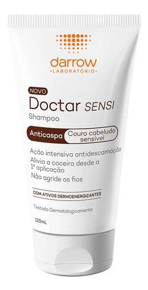 Darrow Doctar Sensi - Shampoo Anticaspa 120ml