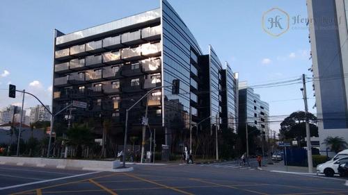 Imagem 1 de 15 de Conjunto  Comercial Para Venda E Locação, Vila Mariana, São Paulo. - Cj0140