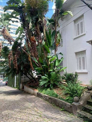 Casa De Vila Comercial Super Charmosa -150m²  No Miolo Do Jardim América - Dp1670