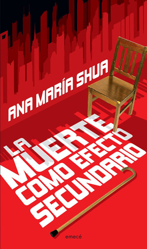 Imagen 1 de 3 de La Muerte Como Efecto Secundario De Ana María Shua - Emecé