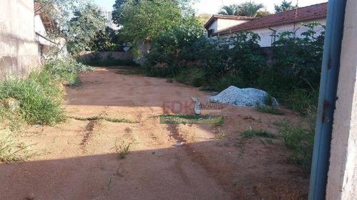 Imagem 1 de 2 de Terreno Residencial Para Venda E Locação, Chácara Do Visconde, Taubaté - Te0091. - Te0091