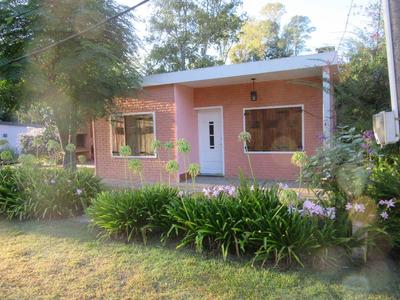 Exelente Casa Muy Cómoda Y Prolija A 3 Cuadras De La Playa
