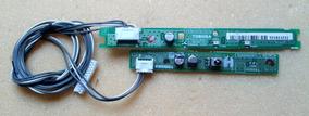 Placa Led + Sensor Toshiba Lc3243w V28a000xxx01 V28a000xx02