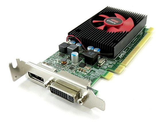 Placa De Video Amd Ati Radeon R5 430 Pci-e 2gb Ddr5 Dvi/dp
