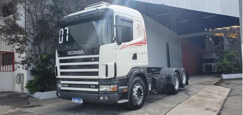 Scania R380 G 380 6x2 114 124 Fh 380 Fh 400 Fh 440