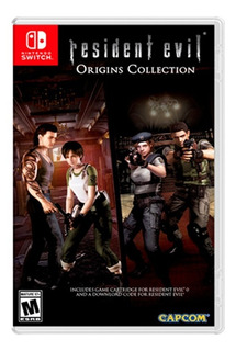 Resident Evil Origins Collection Nsw - Audiojuegos
