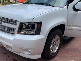 Chevrolet Suburban G Piel Aa Dvd Qc 4x4 At 2009